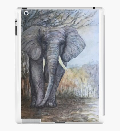 Magestic King of the African plains iPad Case/Skin