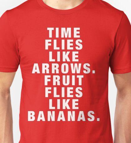 Time flies like arrows T-Shirt