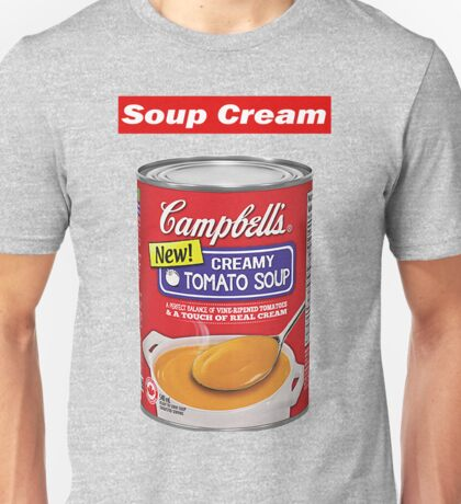 "Supreme ""Soup Cream"" Unisex T-Shirt"