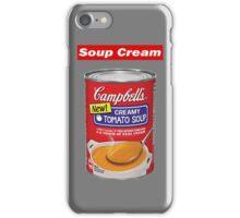 "Supreme ""Soup Cream"" iPhone Case/Skin"