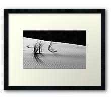 Whitford Sands gower peninsular Wales Framed Print