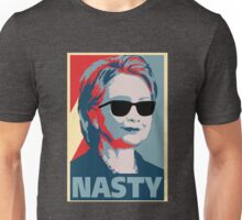 Hillary Clinton A Nasty Woman  Unisex T-Shirt