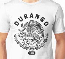 Durango Mexico  Unisex T-Shirt