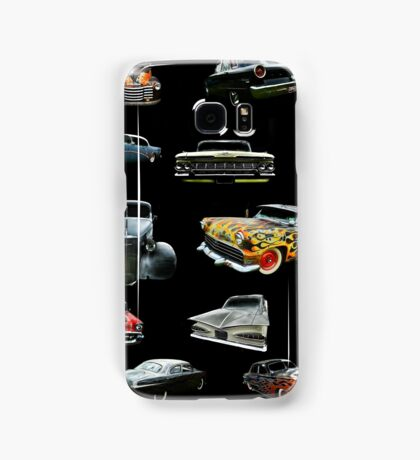 Hot Rod Heaven Samsung Galaxy Case/Skin