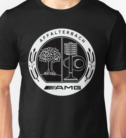amg classic black Unisex T-Shirt