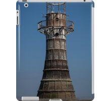 Whitford lighthouse Gower iPad Case/Skin