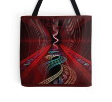 Patterns Abstract Tote Bag