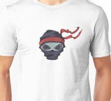 Alien Ninja Unisex T-Shirt