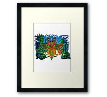 Dark Rituals Framed Print