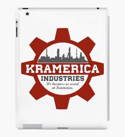 Kramerica Industries iPad Case/Skin