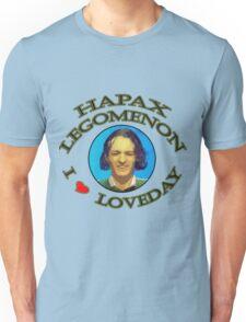 Hapax legomenon #2 Unisex T-Shirt