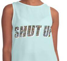 Shut Up Tumblr Aesthetic Contrast Tank