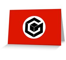 Cube Against Humanity Greeting Card