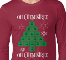 Oh Chemistree Long Sleeve T-Shirt