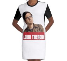 louis theroux Graphic T-Shirt Dress