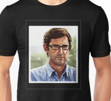 theroux, louis theroux Unisex T-Shirt