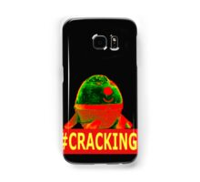 Hashtag Cracking Samsung Galaxy Case/Skin