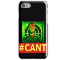 Hashtag Cant iPhone Case/Skin