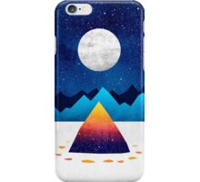 The magic of winter iPhone Case/Skin