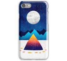 The magic of winter iPhone Case/Skin