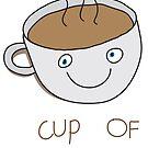 Cup of tea by Mrdoodleillust