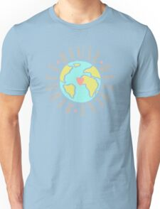 Reduce, reuse, recycle Unisex T-Shirt