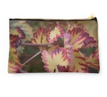 """""""All the leaves are brown ..."""" Studio Pouch"""