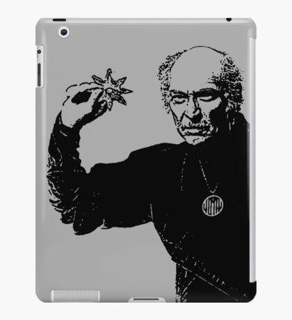 John Peter McAllister iPad Case/Skin