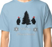 Christmas Penguins Classic T-Shirt