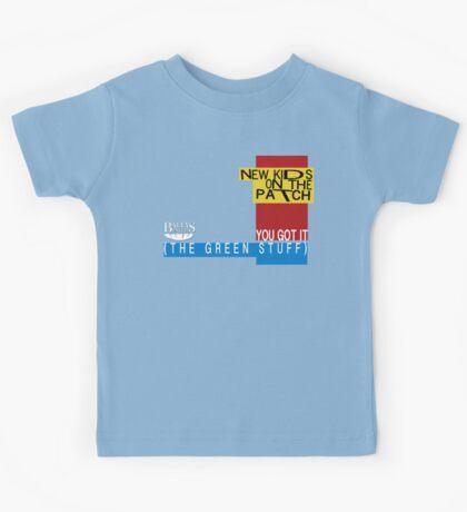 Bally's Patch: NKOTP Kids Tee