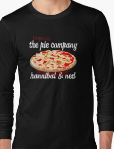 The Dubious Pie Company Long Sleeve T-Shirt