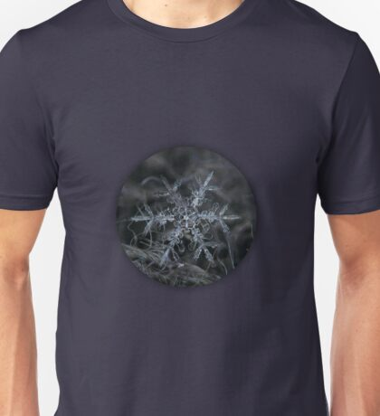 Snowflake 2 of 19 March 2013 Unisex T-Shirt