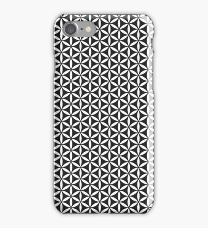 Sacred Geometry: Flower of Life - Full Spectrum II iPhone Case/Skin