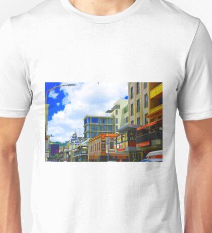 Long Street Unisex T-Shirt