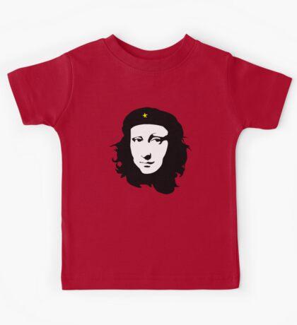 Revolutionary Mona Kids Tee