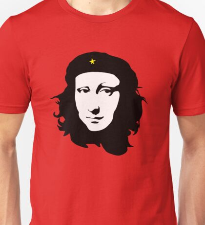 Revolutionary Mona Unisex T-Shirt