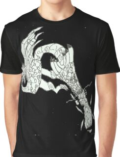 Frost Dragon Graphic T-Shirt