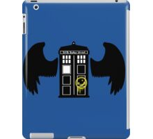 Superwholock v2 iPad Case/Skin