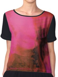 My Bloody Valentine - Loveless (Graphic t-shirt edition) Chiffon Top