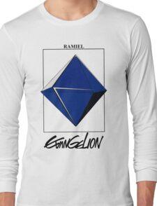 Neon Genesis Evangelion Ramiel Long Sleeve T-Shirt