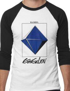 Neon Genesis Evangelion Ramiel Men's Baseball ¾ T-Shirt