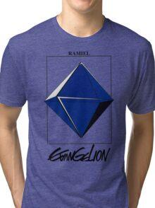 Neon Genesis Evangelion Ramiel Tri-blend T-Shirt