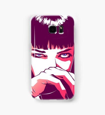 Pulp Fiction - Mia Wallace Samsung Galaxy Case/Skin