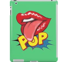 Pop Mouth III by American Jank Brand iPad Case/Skin