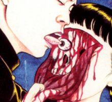 Suehiro Maruo Eye Licking Sticker