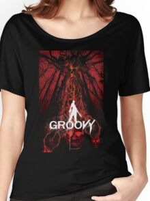 groovy time Women's Relaxed Fit T-Shirt
