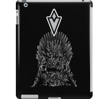 The quest for the Iron Throne iPad Case/Skin
