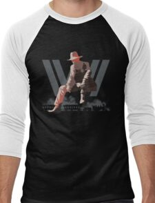 WestWorld - Man in Black Men's Baseball ¾ T-Shirt
