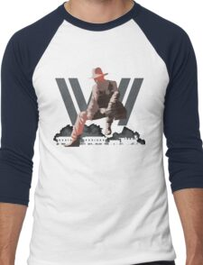 WestWorld - Man in Black Men's Baseball ¾ T-Shirt