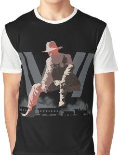 WestWorld - Man in Black Graphic T-Shirt